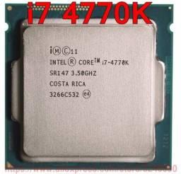 Título do anúncio: Vendo Processador i7 4770K