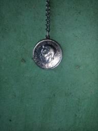 Medalha rei Pelé