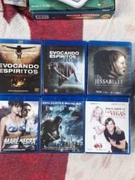 Título do anúncio: Filmes Blu-Rays Coleção
