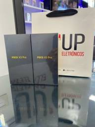 Título do anúncio: Xiaomi Poco X3 Pró 6/128 8/256GB novos lacrados com garantia!!!