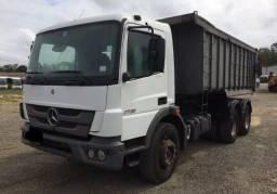 Título do anúncio: Caminhão Caçamba Mercedes Benz Atego 2730