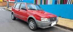 Carro Fiat Uno WAY