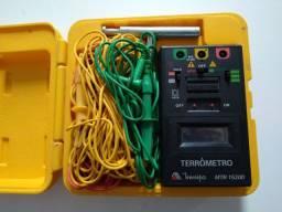 Título do anúncio: Terrometro Minipa 1520D