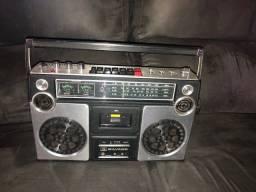 Título do anúncio: Radio cassette silvano novo