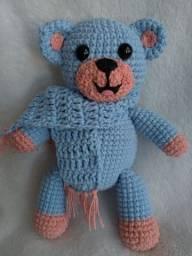 Ursinho amigurumi