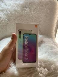 Xiaomi note 8 64gb azul (promoção )