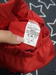 Título do anúncio: Calça vermelha