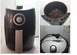 air fryer multilaser R$ 200,00