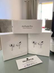 Título do anúncio: AirPods Pro Lacrado, 1 Ano de Garantia Apple