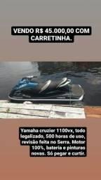 Título do anúncio: Vendo Jet Yamaha 2011