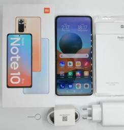 Título do anúncio: /*-Xiaomi Redimi Note 10 Pro 128 Gb 6 *-/