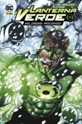 Lanterna Verde - Hal Jordan - Procurado - Hq Nova e Lacrada