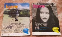 Título do anúncio: Revista de Bordo Varig Ícaro