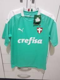 Camisa Puma Palmeiras Uniforme III 2019/20 Tamanho M Original