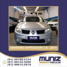 Título do anúncio:  Renault Sandero 1.6 Flex -2011