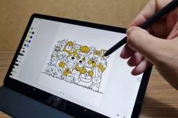 "Título do anúncio: Tablet Galaxy Tab S6 Lite 10.5"" 64GB Octa Core, S Pen, GPS, Wi-Fi+4G, Novíss, Cx, NF, Gar"