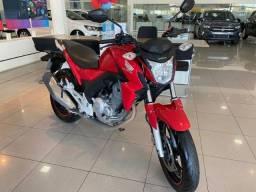 Título do anúncio: Honda CB Twister 250cc ABS - 2016