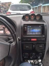 Título do anúncio: Fiat strada adventury CD locker duologic