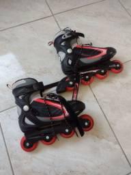 Patins em linha ( roller)