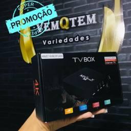 TV box 128g com garantia ENTREGA GRÁTIS