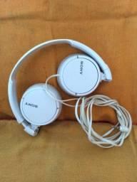Fone Headphone Sony MDR-ZX110 *Leia a descrição*