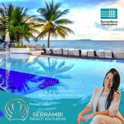 Título do anúncio: Cadastre-se! Lançamento exclusivo em Serrambi 1 e 2 quartos!