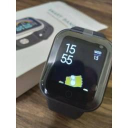 Smartwatch d20 coloca foto na tela