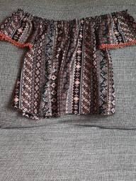 Blusa Cigana