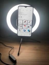 Título do anúncio: Ring light 8 polegadas - menor preço de slz 100$