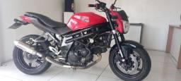 Título do anúncio: GT 650cc troco por moto menor