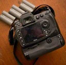 Título do anúncio: Nikon D300s
