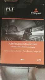 """Livro: Administração de materiais e Recursos Patrimoniais"""""""
