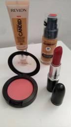 Kit maquiagem MAC/ Revlon