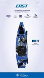 Caiaque de pesca Cast + Pedal Power Drive
