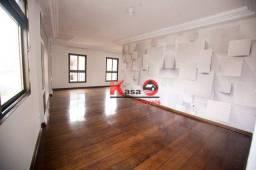 Título do anúncio: Apartamento com 3 dormitórios à venda, 163 m² por R$ 800.000 - Ponta da Praia - Santos/SP