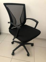 Título do anúncio: Cadeira de escritório - praticamente nova