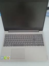 Título do anúncio: NOTEBOOK LENOVO S145 I5 COM PLACA DE VÍDEO, 20 RAM, SSD