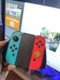 Joycon Nintendo Switch par + base