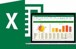 Título do anúncio: Excel - Consultoria, Aulas, Trabalhos