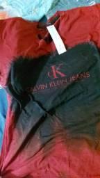 Título do anúncio: Torro camisetas CK jeans