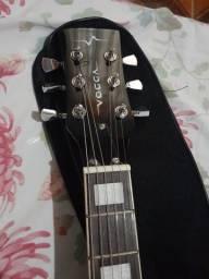 Título do anúncio: Guitarra Les Paul VCG621N Vogga
