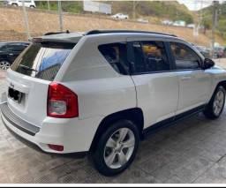 Título do anúncio: Jeep Compass 2.0 sport  4x2 16v gasolina 4portas automático