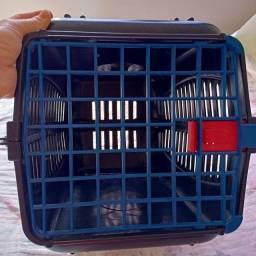 Título do anúncio: Caixa de Transporte para Animais Pequenos- Nova