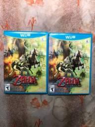Título do anúncio: Zelda twiligth princess HD Wii u