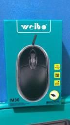 Título do anúncio: Mouse Optico  usb