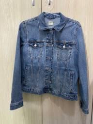 Título do anúncio: Jaqueta jeans Gap - tamanho M