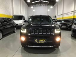 Jeep compass limited top linha nova