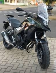 Título do anúncio: Moto honda 500X
