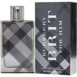 Título do anúncio: Perfume Burberry Brit for him 100ml