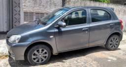 Título do anúncio: Vendo Toyota Etios 2014